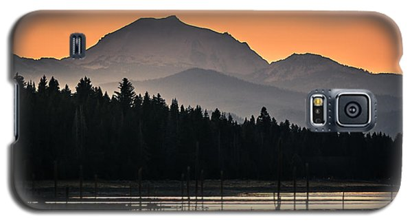 Lassen In Autumn Glory Galaxy S5 Case
