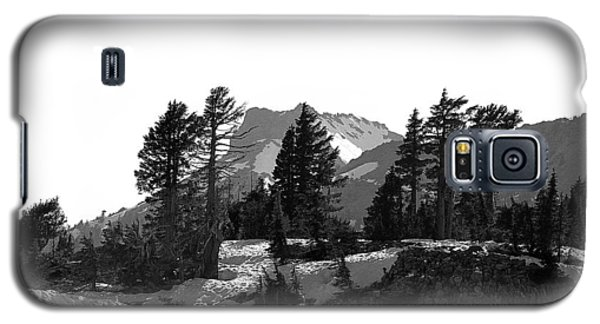 Galaxy S5 Case featuring the photograph Lassen National Park by Lori Seaman