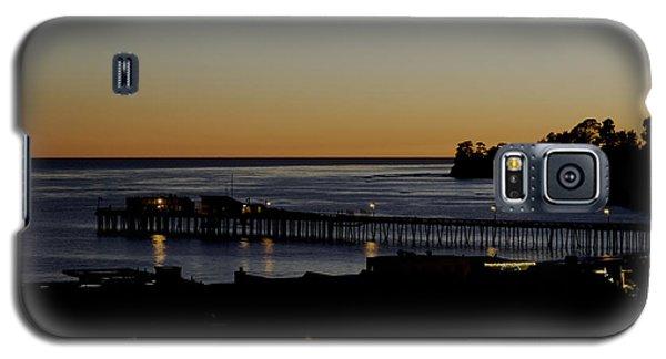 Last 2015 Sunset Galaxy S5 Case