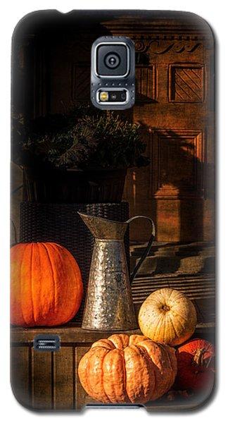 Last Autumn Sunlight Galaxy S5 Case