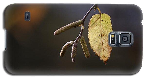 Last Call Of Fall Galaxy S5 Case