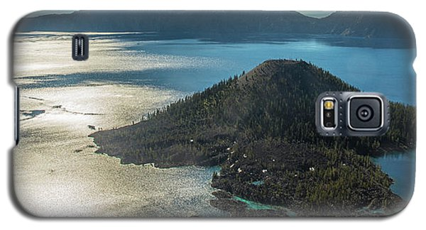 Last Crater View Galaxy S5 Case