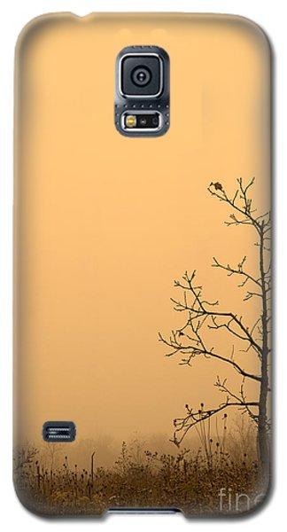 Last Leaves Galaxy S5 Case
