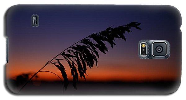 last light at Hilton Head Island Galaxy S5 Case by Shane Holsclaw