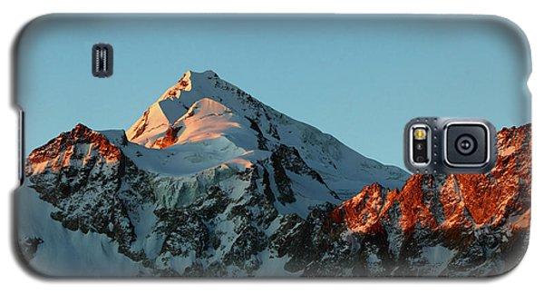 Last Light On Mt Huayna Potosi Galaxy S5 Case