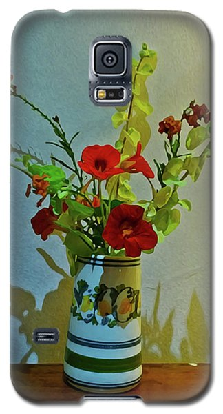 Last Of Summer Galaxy S5 Case by Anne Kotan