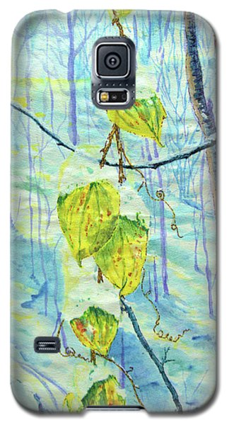 Last Of The Leaves Galaxy S5 Case