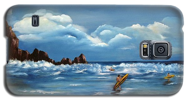 Last Ride Galaxy S5 Case by Carol Sweetwood