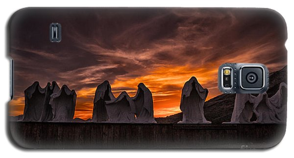 Last Supper At Sunset Galaxy S5 Case