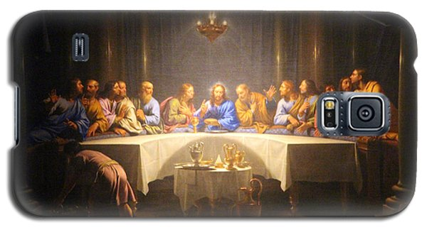 Last Supper Meeting Galaxy S5 Case