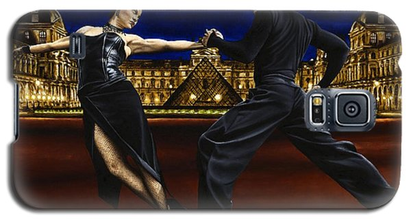 Last Tango In Paris Galaxy S5 Case by Richard Young