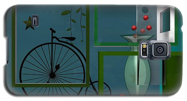 Last Years In Green Galaxy S5 Case