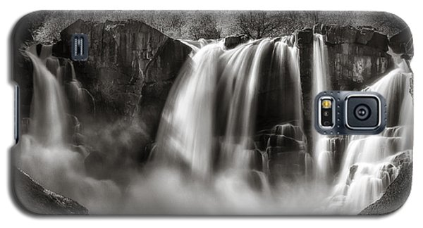 Late Afternoon At The High Falls Galaxy S5 Case