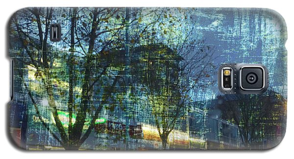 Late Afternoon In Autumn Galaxy S5 Case by LemonArt Photography