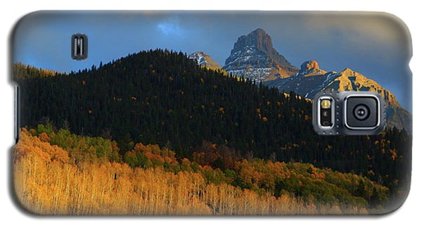Galaxy S5 Case featuring the photograph Late Afternoon Light On The San Juans by Jetson Nguyen