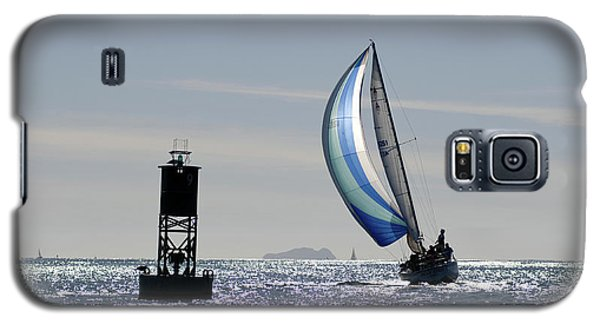 Late Afternoon Sail Galaxy S5 Case