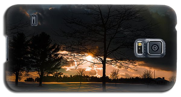 Late Afternoon Sun Galaxy S5 Case