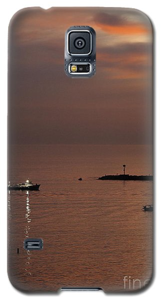 Galaxy S5 Case featuring the photograph Late Evening by Viktor Savchenko