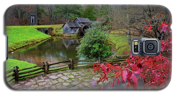 Late Fall At Mabry Mill Galaxy S5 Case