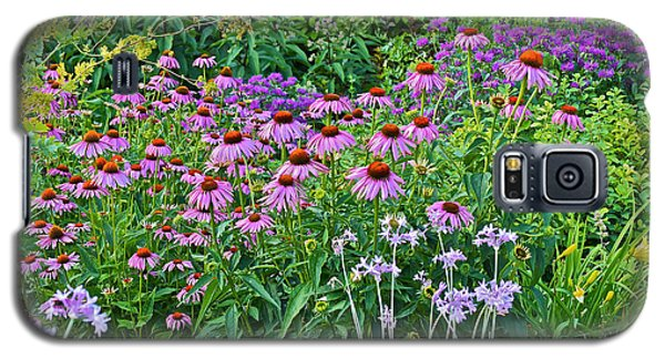 Late July Garden 2 Galaxy S5 Case