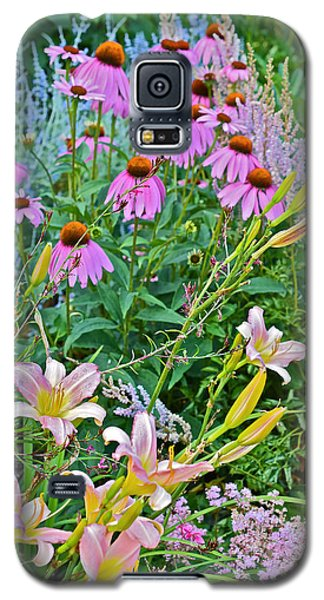 Late July Garden 3 Galaxy S5 Case