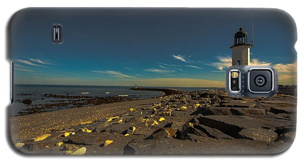 Late Light At The Light Galaxy S5 Case