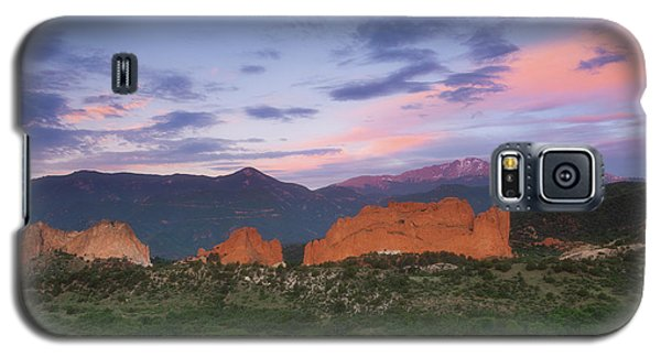 Galaxy S5 Case featuring the photograph Late Spring Sunrise by Tim Reaves