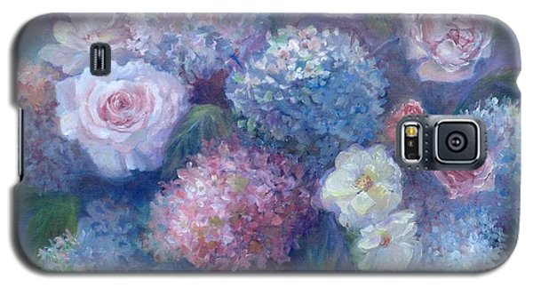 Late Summer Bouquet Galaxy S5 Case by Bonnie Goedecke