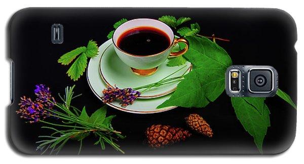 Late Summer Coffee Galaxy S5 Case