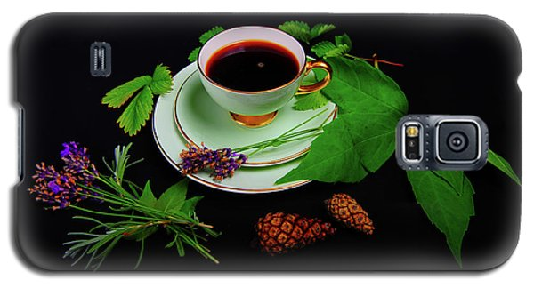 Late Summer Coffee Galaxy S5 Case