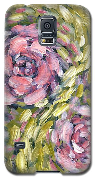 Late Summer Whirl Galaxy S5 Case
