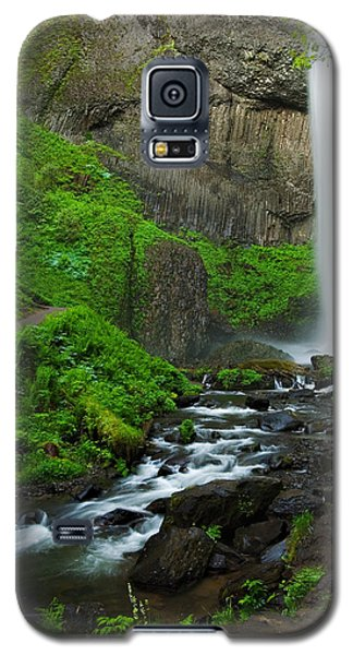 Latourell Falls Oregon Galaxy S5 Case