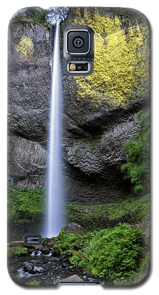 Latourell Water Fall Oregon Dsc05430 Galaxy S5 Case