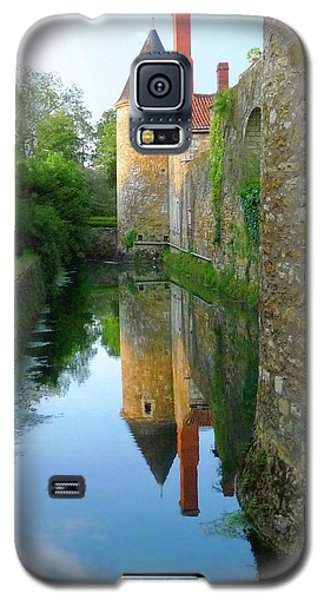 L'aubraie Tower Reflection Galaxy S5 Case