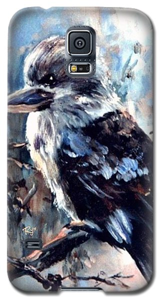Laughing Kookaburra Galaxy S5 Case