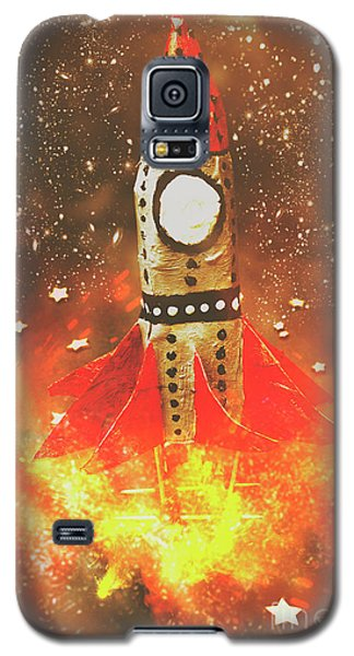 Launch Of Early Learning Galaxy S5 Case by Jorgo Photography - Wall Art Gallery