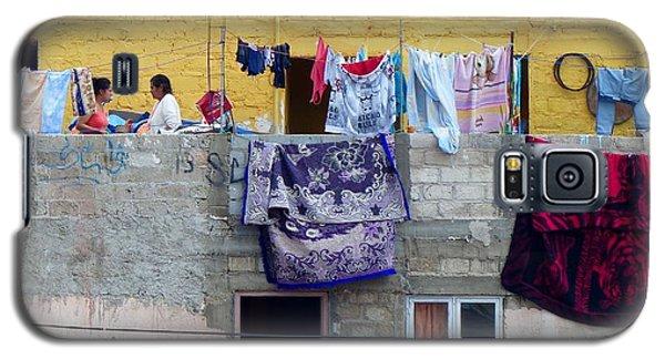 Laundry In Guanajuato Galaxy S5 Case
