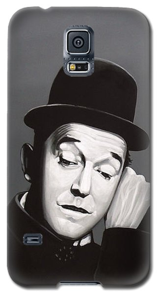 Laurel And Hardy Galaxy S5 Case