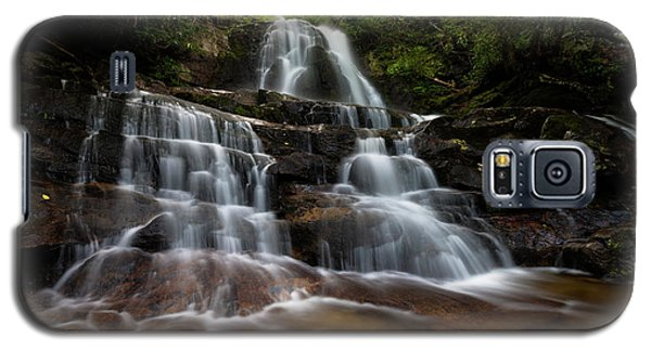 Laurel Falls Great Smoky Mountains Tennessee Galaxy S5 Case