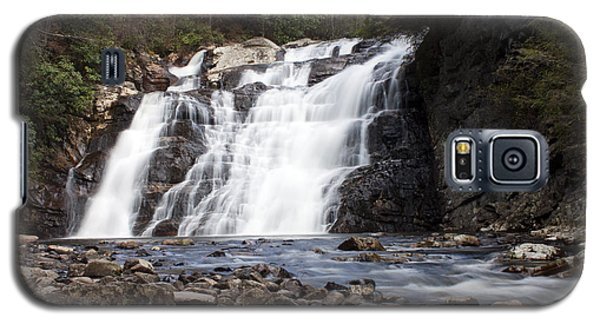 Galaxy S5 Case featuring the photograph Laurel Falls In Spring #1 by Jeff Severson