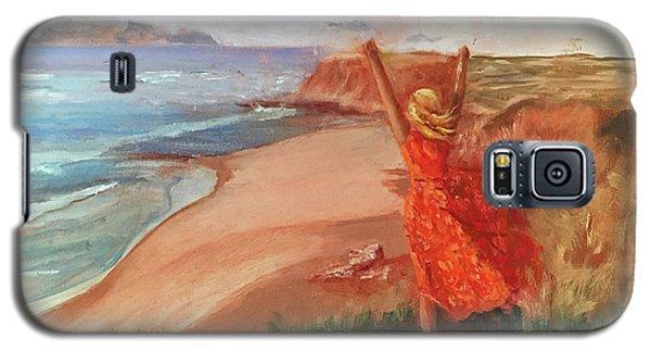 Lauren In Portugal Galaxy S5 Case