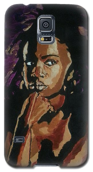 Lauryn Hill Galaxy S5 Case