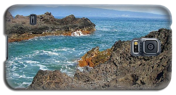 Lava Coastline - West Maui Galaxy S5 Case