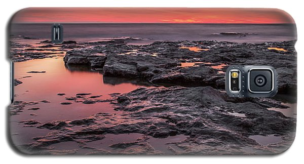 Lava Pits Galaxy S5 Case