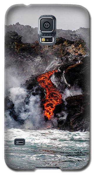 Lava Snake Galaxy S5 Case