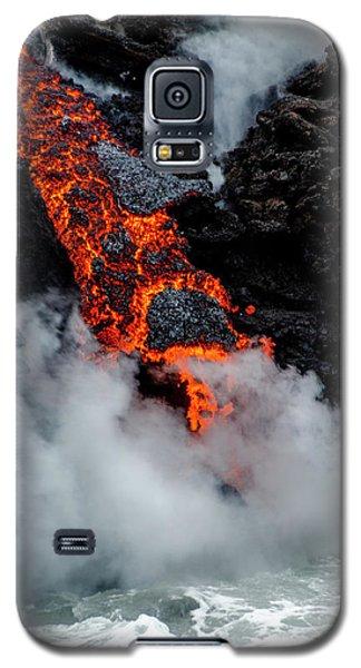 Lava Train Galaxy S5 Case