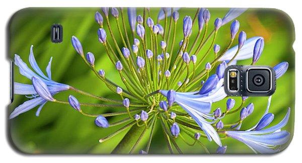 Lavendar Buds Galaxy S5 Case