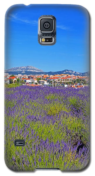 Lavendar Of Provence Galaxy S5 Case