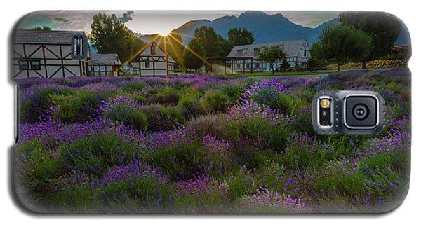 Lavender Delight Galaxy S5 Case