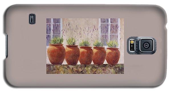 Lavender Garden Galaxy S5 Case
